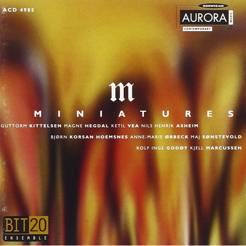 Miniatures (CD)