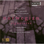 Norwegian Signatures (CD)