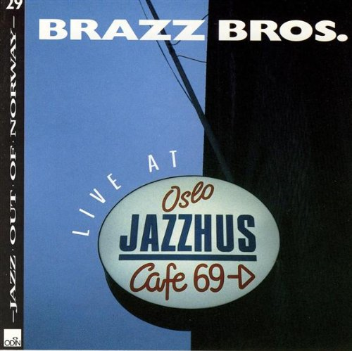 Live At Oslo Jazzhus 1989 (CD)