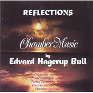 Bull Hagerup: Reflections (Chamber Music) (CD)