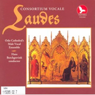 Produktbilde for Laudes (CD)