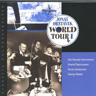 Jonas Ørstadvik World Tour 1 (CD)