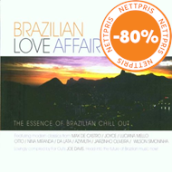 Brazilian Love Affair Vol 3 (CD)