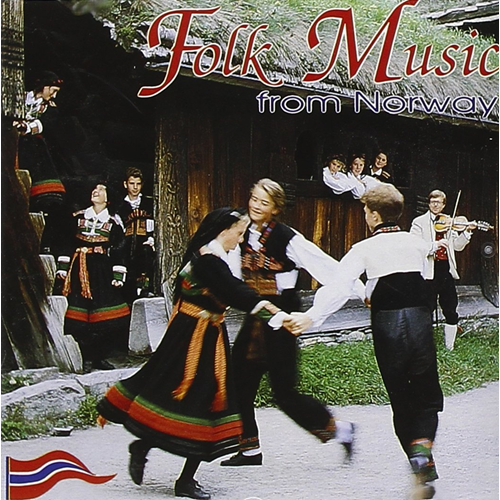 Folkmusic From Norway (CD)