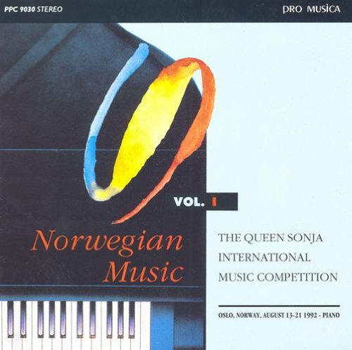 Queen Sonja Music Competition 1992 Vol. 1 (CD)