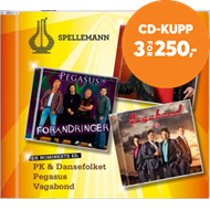 Produktbilde for Spellemann 2012 (CD)