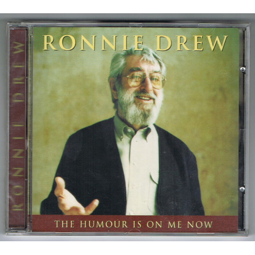 The Humour Is On Me Now (CD)