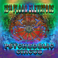 Psychedelic Circus (CD)