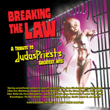 Breaking The Law: A Tribute To Judas Priest's Greatest Hits (2CD)