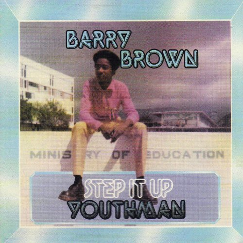 Step It Up Youthman (CD)