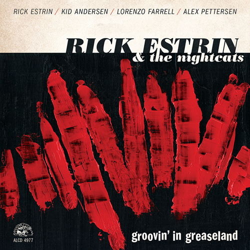 Groovin' In Greaseland (CD)