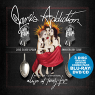 Alive At Twenty-Five (CD + DVD + Blu-ray)