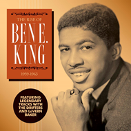 Rise Of Ben E. King 1959-1963 (CD)