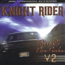 Knight Rider Vol. 2: Music From The Tv Series (CD)