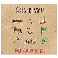 Inclined To Be Red (CD)