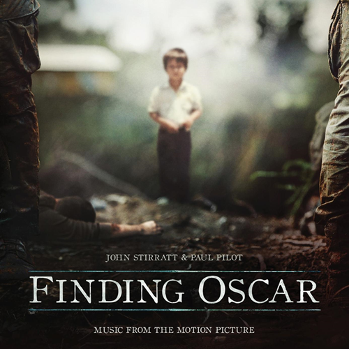 Finding Oscar - Soundtrack (CD)