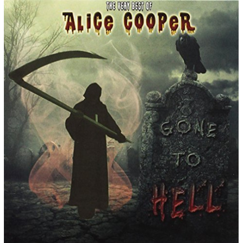 Gone To Hell (CD)