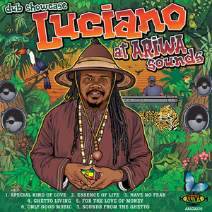 Luciano At Ariwa Sounds (CD)