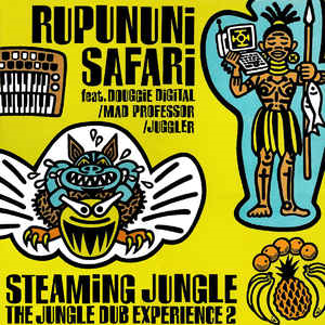 Steaming Jungle (CD)