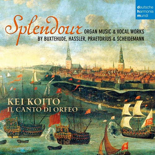 Splendour - Organ Music & Vocal Works By Buxtehude, Hassler, Praetorius & Scheidemann (CD)
