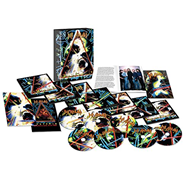 Hysteria - 30th Anniversary Super Deluxe Edition Box Set (5CD + 2DVD)