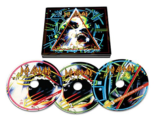 Hysteria - 30th Anniversary Deluxe Edition (3CD)