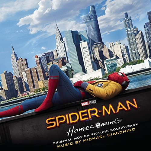 Spider-Man: Homecoming - Music From The Motion Picture (CD)