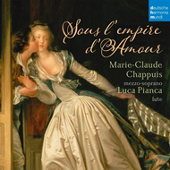Sous L'empre D'amour - Songs For Mezzo-Soprano And Lute (CD)