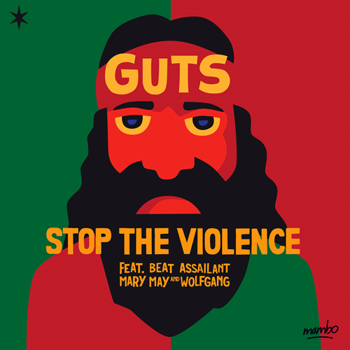 Stop The Violence (CD)