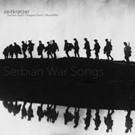 Serbian War Songs (CD)