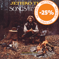 Produktbilde for Songs From The Wood - 40th Anniversary Edition (CD)