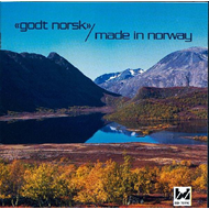 Godt Norsk - Made In Norway (CD)