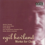 Works For Choir (CD)