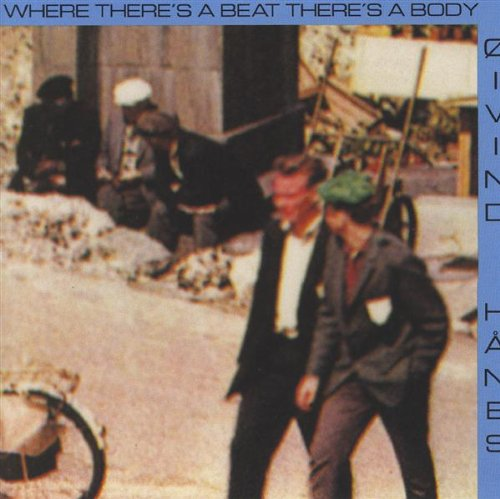 Where There's A Beat (CD)
