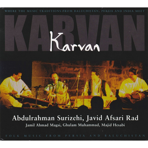 Karvan - Folk Music From Persia And Baluchistan (CD)