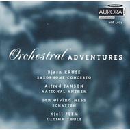 Orchestral Adventures (CD)