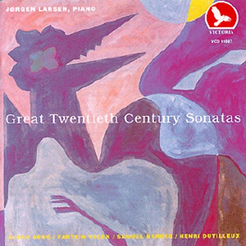 Great Twentieth Century Sonatas (CD)