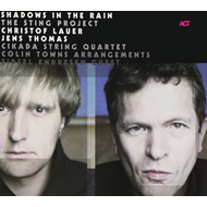 Shadows In The Rain (CD)
