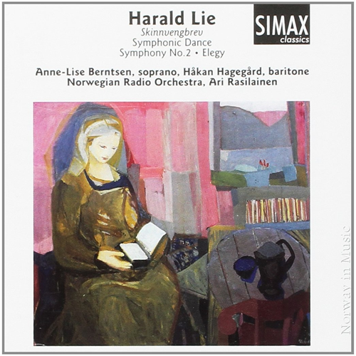 Lie: Symphony No. 2, Elegy (CD)