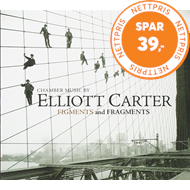 Produktbilde for Carter: Figments And Fragments (SACD)