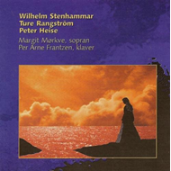 Songs By Stenhammar/Rangstrøm/Heise (CD)