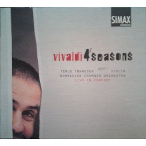Vivaldi: 4 Seasons (CD)