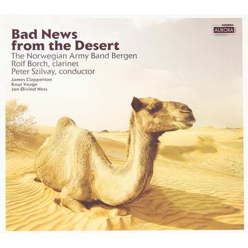 Bad News From The Desert (CD)