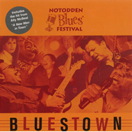 Notodden Blues Festival - Bluestown (CD)
