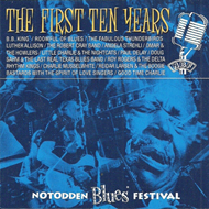 Notodden Blues Festival - The First Ten Years (CD)