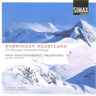 Norwegian Heartland - The Romantic Orchestral Heritage (SACD)