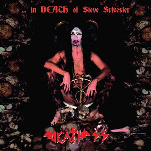 ...In Death Of Steve Sylvester (CD)