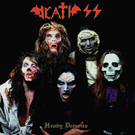 Heavy Demons (CD)