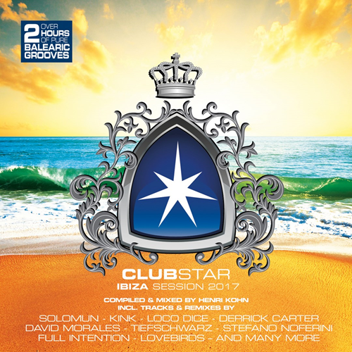 Clubstar Ibiza Session 2017 (2CD)