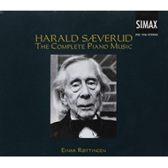 Sæverud:Complete Piano Music (3CD)